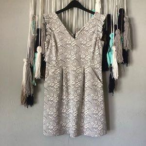 Anthropologie - Tabitha Floral Sleeveless Dress